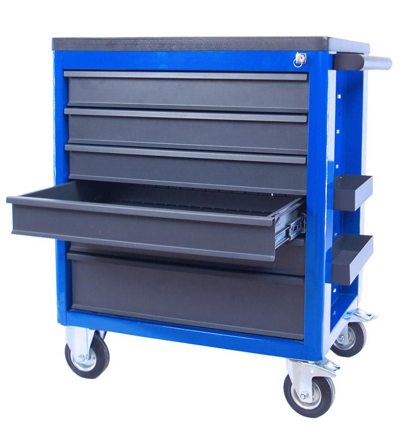 Wózek 5.WN10.6BL - wysunięta szuflada