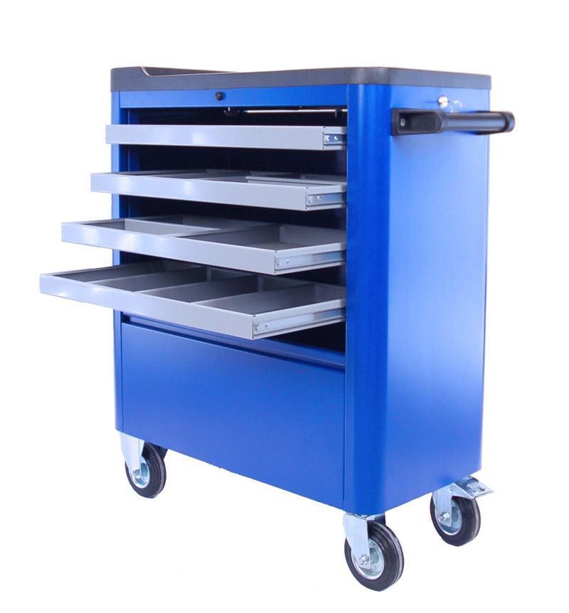 Wózek 5.WN1 - wysunięte szuflady