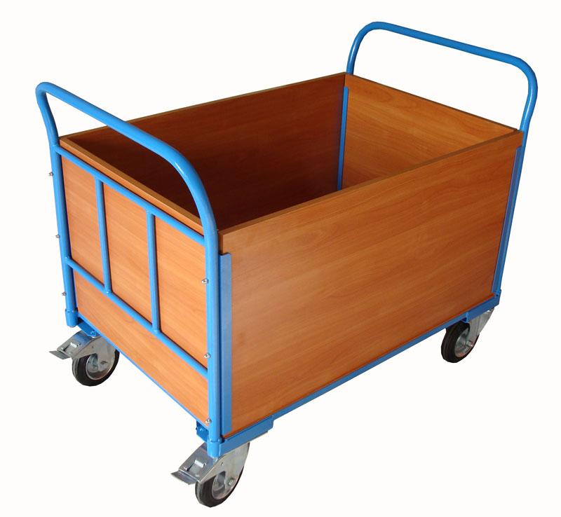 Wózek 5.WP - zamknięte boki