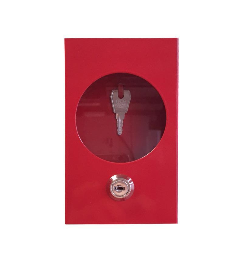 Skrzynka na zapasowy kluczyk